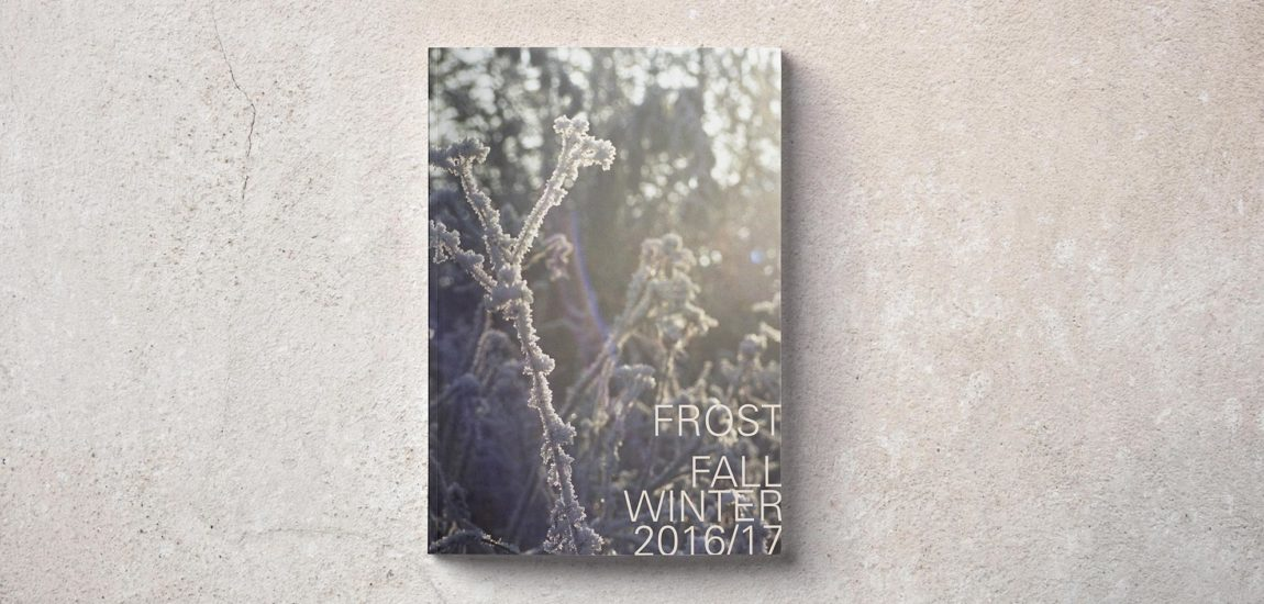 Frost brochure cover