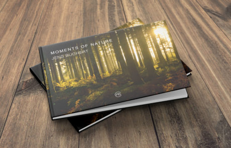 Moments of nature cover